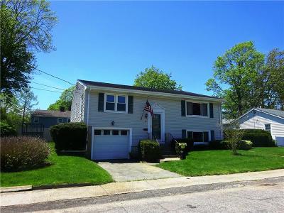 Newport Single Family Home For Sale: 18 Mumford Av