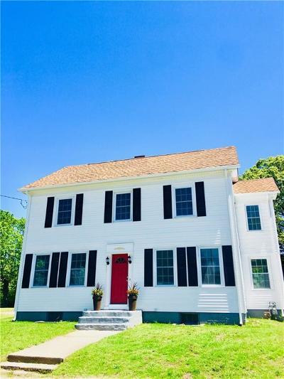 Johnston RI Single Family Home For Sale: $319,900