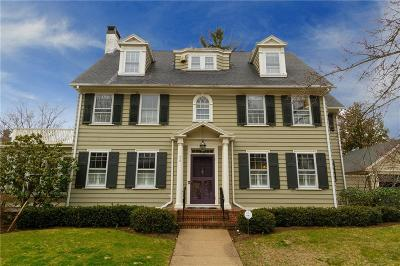 Providence County Single Family Home For Sale: 74 Paterson St