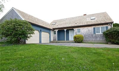 Newport County Single Family Home For Sale: 196 Sea Meadow Dr
