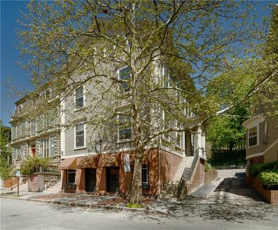 Providence County Multi Family Home For Sale: 123 - 125 Benefit St