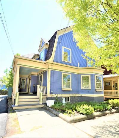 Providence Single Family Home For Sale: 194 Adelaide Av