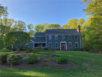 Lincoln Single Family Home For Sale: 6 Princess Pine Rd