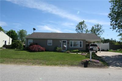 Washington County Single Family Home For Sale: 13 Chariho Dr