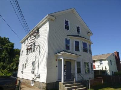 Providence County Multi Family Home For Sale: 43 Carter Av