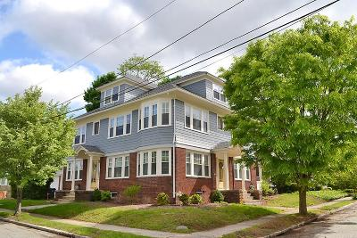 East Side Of Prov RI Multi Family Home For Sale: $585,000