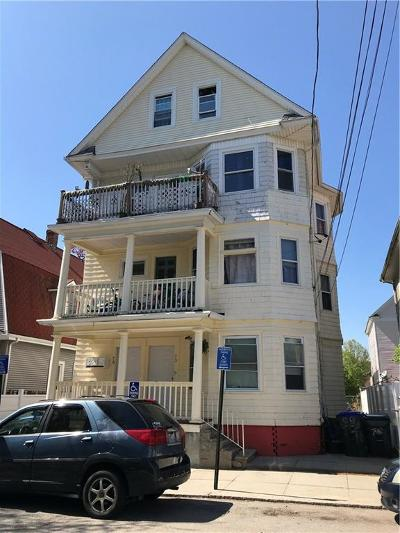 Providence County Multi Family Home Act Und Contract: 73 - 75 Farragut Av