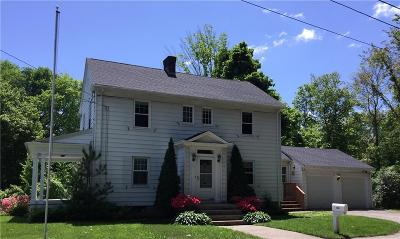 Providence County Single Family Home For Sale: 962 Hartford Av