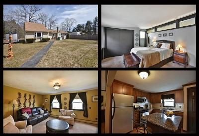 Scituate Single Family Home Act Und Contract: 41 Spruce Dr
