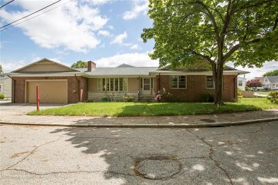 Providence RI Single Family Home For Sale: $232,500