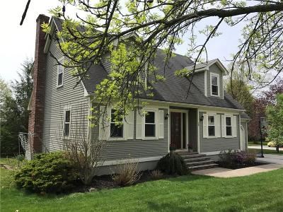 Cumberland RI Single Family Home For Sale: $394,900