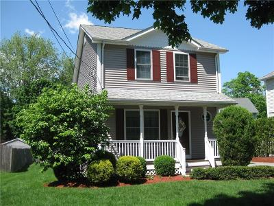 Providence County Single Family Home For Sale: 5 Williston St