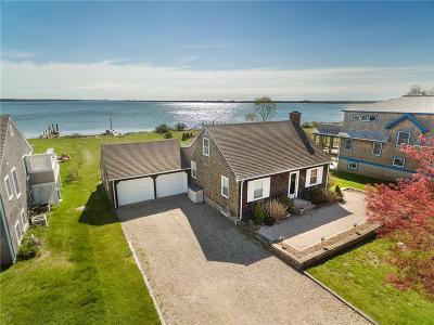 Charlestown Single Family Home For Sale: 206 Hoxsie Av