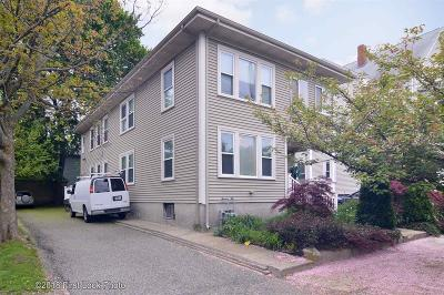 Providence RI Multi Family Home For Sale: $524,000