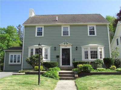 Woonsocket Single Family Home For Sale: 109 Gaskill St