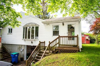 Lincoln Single Family Home Act Und Contract: 246 Chapel St