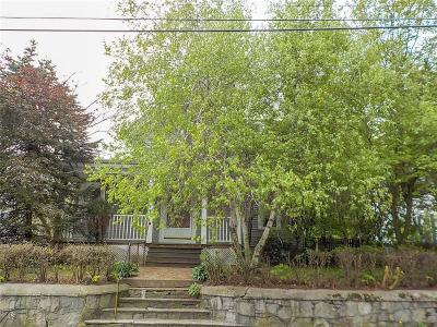 Woonsocket RI Single Family Home For Sale: $99,900