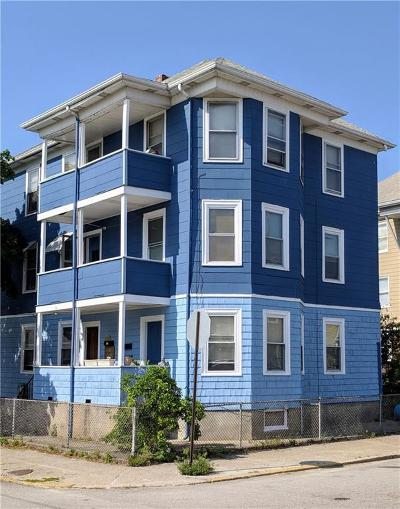 Central Falls Multi Family Home For Sale: 37 Perry St