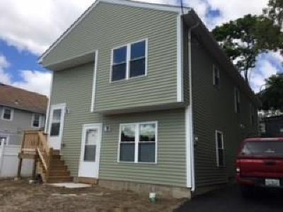 Providence RI Single Family Home For Sale: $264,900