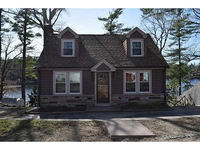 Coventry Single Family Home For Sale: 26 Acres Of Pine Rd