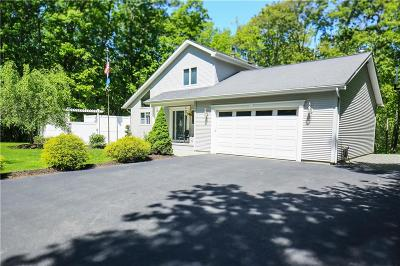 Scituate Single Family Home For Sale: 345 Hope Furnace Rd
