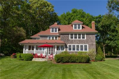 North Kingstown Single Family Home For Sale: 90 Cold Spring Lane