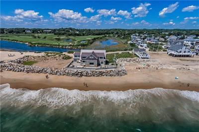 Westerly Single Family Home For Sale: 25 Atlantic Av