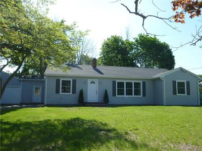 North Smithfield Single Family Home Act Und Contract: 14 Merrimac Rd