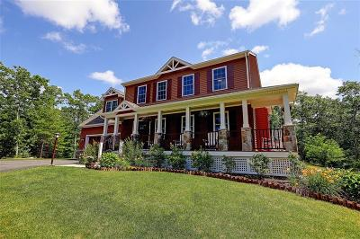 Kent County Single Family Home Act Und Contract: 14 Stone Gate Dr