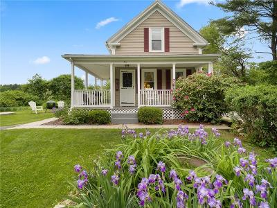 North Smithfield Single Family Home For Sale: 9 Ironstone St