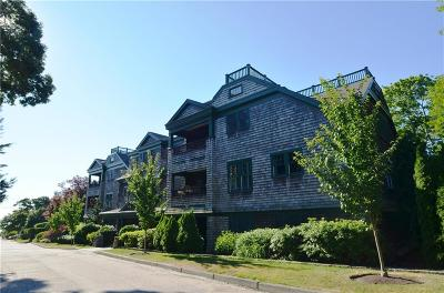 Jamestown Condo/Townhouse Act Und Contract: 35 Knowles Ct, Unit#302 #302