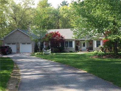 Smithfield Single Family Home For Sale: 7 Clarence Thurber Dr
