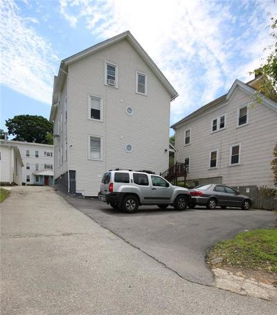 Woonsocket Multi Family Home For Sale: 303 Front St