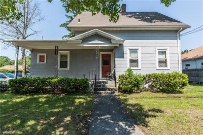 Warwick Multi Family Home For Sale: 2855 Post Rd