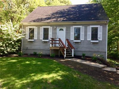 Jamestown Single Family Home For Sale: 9 Ferry St