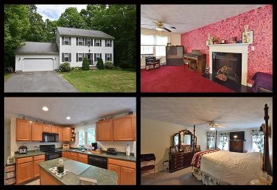 Burrillville Single Family Home For Sale: 55 Rolling Meadows Rd