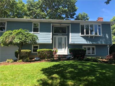 North Providence Single Family Home For Sale: 19 Howard Av