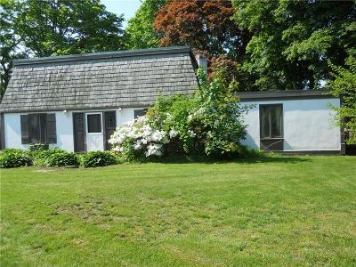 Newport County Single Family Home For Sale: 98 Turnpike Av