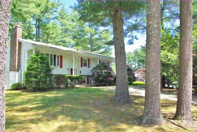 Coventry Single Family Home For Sale: 37 Magnolia Lane