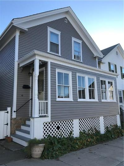 Newport County Single Family Home Act Und Contract: 43 Dixon St