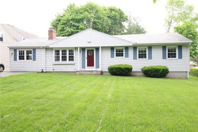 Cumberland Single Family Home Act Und Contract: 50 Old Diamond Hill Rd