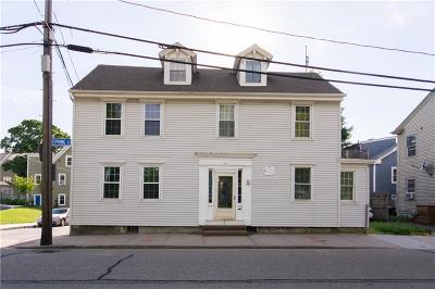 Multi Family Home Sold: 283 Spring St