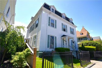 Newport Multi Family Home For Sale: 13 Rhode Island Av