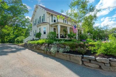 Burrillville Single Family Home Act Und Contract: 868 Victory Hwy