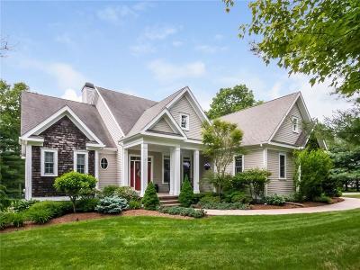 Smithfield Single Family Home For Sale: 1 Kristen Dr
