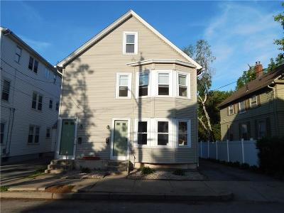 Cranston Multi Family Home Act Und Contract: 57 - 59 Cleveland Av