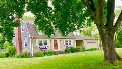 Bristol Single Family Home Act Und Contract: 7 Heritage Rd