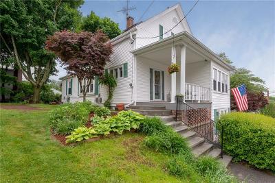 Woonsocket Multi Family Home For Sale: 75 Oregon Av