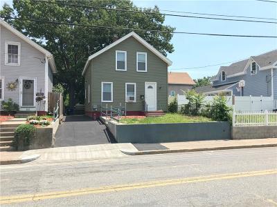 Central Falls Single Family Home For Sale: 619 Lonsdale Av