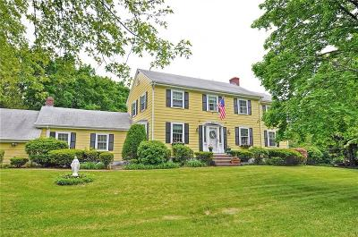 East Providence Single Family Home For Sale: 940 Veterans Memorial Pkwy
